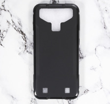Ultra Thin Shockproof Soft Silicone Black TPU Case Cover For Cubot Quest