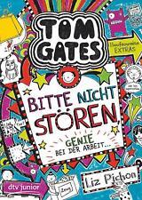 Tom Gates 08. Bitte nicht stören, Genie bei der Arbeit von Liz Pichon (2018, Taschenbuch)