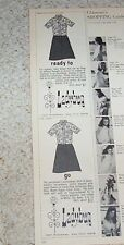 1967 print ad - Ladybug summer fashion clothing vintage Advertising ADVERT