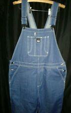 Craftsman Bib Overalls Carpenter work jeans men's 38 x 30 NWT