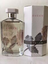 SHEER by Stella McCartney 3.3 oz/100 ml EDT Spray NIB,RARE,100% AUTHENTIC