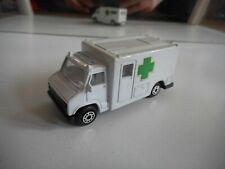 Edocar US Ambulance in WHite