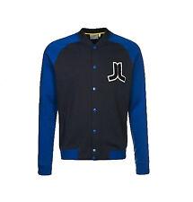 BRAND NEW WESC MENS GUYS VARSITY JACKET FLEECE SWEATSHIRT BASEBALL COAT TOP SZ L