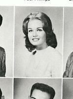 VALERIE PERRINE 1961 Camelback High School Yearbook AZ