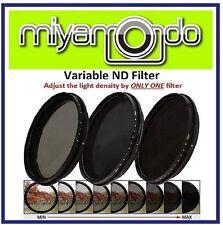 77mm Adjustable ND Filter ND2-400