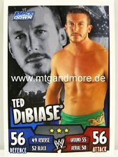 Slam Attax Evolution #051 Ted DiBiase
