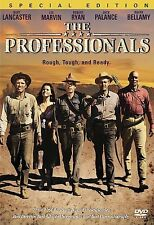 The Professionals (DVD 2005 Special Edition) RARE BURT LANCASTER LEE MARVIN NEW