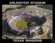 Texas Rangers - ARLINGTON STADIUM - Souvenir Flexible Fridge Magnet