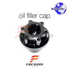 Black CNC Oil Filler Cap 1pc For Honda CBR1000RR 04-07 04 05 06 07