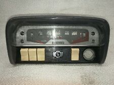 Goggomobil Isard Speedometer