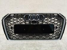AUDI A4 S4 B9 SALOON ESTATE 2016-2018 FRONT BUMPER MAIN GRILL RS STYLE [B9RS4-2]