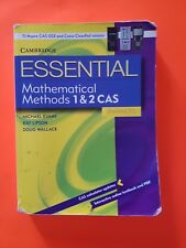 Essential Mathematical Methods CAS 3 and 4 Enhanced TIN/CP Version by Sue Avery,