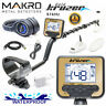 Makro GOLD KRUZER Metal Detector With 2 Search Coils + WIRELESS HEADPHONES