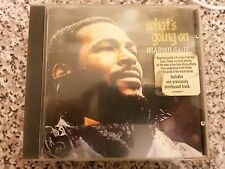 marvin gaye whats going on - CD