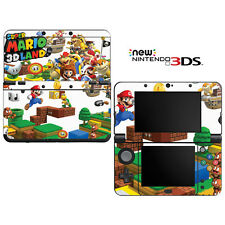 Vinyl Skin Decal Cover for Nintendo New 3DS - Super Mario 3D Land