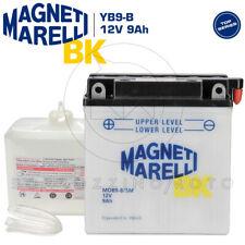 BATTERIA MARELLI YB9-B 12V 9AH PIAGGIO 150 VESPA PX E DT 2000 - 2004