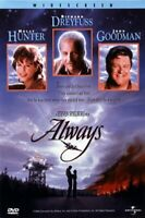 Always (DVD, 1999, Widescreen) Richard Dreyfuss Holly Hunter NEW