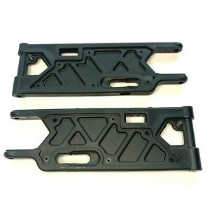 Corally Dementor  6S Rear Lower Suspension Arms C-00180-010 New Genuine