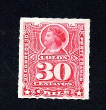 Chile 1883-99 stamp Mi#39 MNH CV=9€