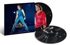 Johnny Hallyday Album 33Tours vinyle picture disc Parc Des Princes 1993