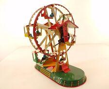JW Germany Tin Wind Up Toy spielzeug Tôle moteur à clé