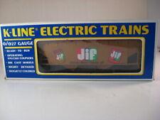 K-Line 0 027 Jif - Choosy Moms Choose Jif - Train Car