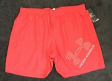 Under Armour Men's UA Cage MMA Shorts - 2XLarge - Red NWT $45 1304127 929