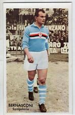 figurina CALCIO GIGANTE VERBANIA NEW SAMPDORIA BERNASCONI