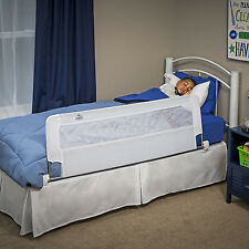 Extra Long Safety Bed Rail Toddler Kids Swing Down Adjustable 56 Inch