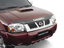 New Genuine Nissan Navara D22 Series Smoked Tinted Bonnet Protector