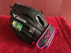 NWT Mizuno 11'' Youth Jennie Finch Prospect Series Fastpitch Glove Free Shipping