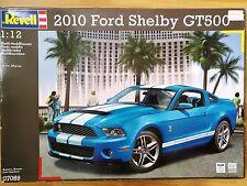 "Revell Modellbausatz 07089 ""2010 Ford Shelby GT500"" 1:12 5522"