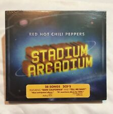 Stadium Arcadium Digipak by Red Hot Chili Peppers CD May 2006 2 Discs Set NEW