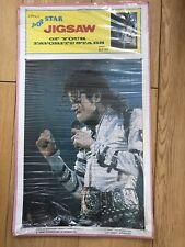 Michael Jackson Vintage Puzzle Great Condition Rare