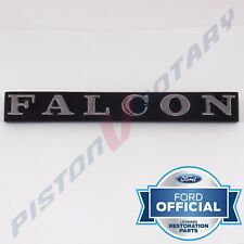 FALCON Grille Badge New for Ford XA XB XC Ute Wagon Superbird Coupe GS GT grill