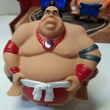 Sumo King Wrestling Remote Control Sumo Wrestlers Tested See Video