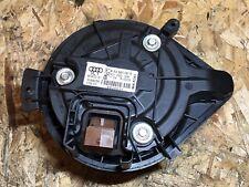Audi A4 B7 Heater Blower Motor Assembly 8E2820021E