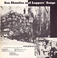 Sam Eskin - Sea Shanties and Loggers' Songs [New CD]