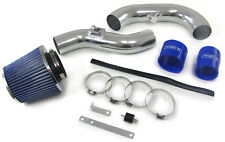 Tenzo-R Air Intake Kit mit Sport Luftfilter blau für Impreza WRX 2.0 STI 02-06