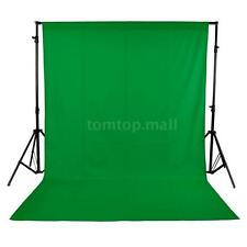 5x10FT Photography Studio Non-woven Background Screen Green Backdrop Washable