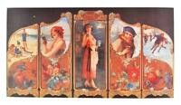 Collectable Coca Cola Advertising Poster (30'' x 16'') Lot 1895043