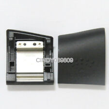 Original NEW SD Memory Card Cover For Canon 60D Repair Part With METAL & Spring