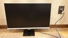 "ViewSonic - VX2778-SMHD 27"" IPS LED QHD Monitor - Black/Silver"