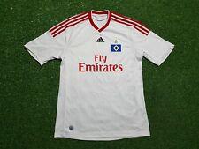 Hamburger SV Trikot M 2009 2010 Adidas Football Shirt HSV Jersey Fly Emirates