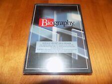 DONALD TRUMP Deal Maker Real Estate Mogul President A&E Series Biography DVD NEW