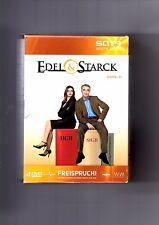 Edel & Starck - Staffel 1 Box (2005) DVD ##