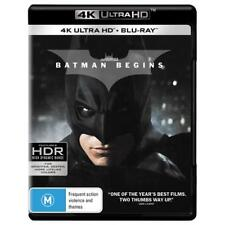 Batman Begins - 4K Ultra HD