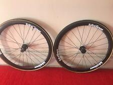 Vision Metron 40 Disc Carbon Tubular Road Bike Wheel Set 700c 11s Shimano SRAM