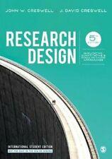 Research Design Qualitative, Quantitative, and Mixed Methods Ap... 9781506386768