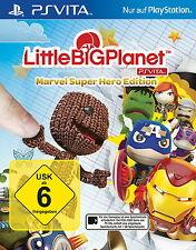 PSV - PS Vita Little Big Planet - Marvel Super Hero Edition (Sony) Spiel in OVP